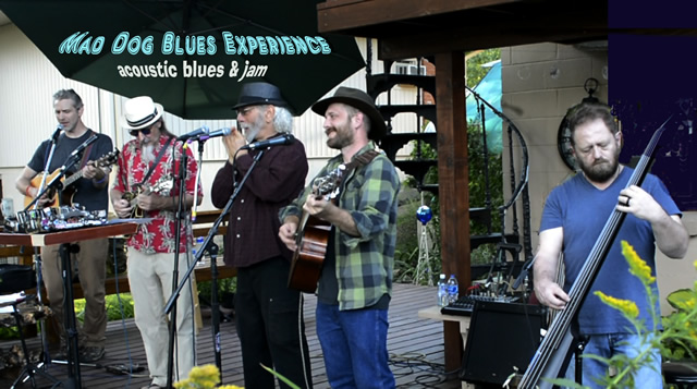 Mad Dog Blues Experience --Click for full res photo.